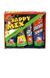 FUENTES HAPPY MIX 4  Ref. 40108