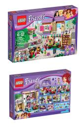 LEGO FRIENDS MERCADO Ref. 41108LG