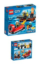 LEGO CITY SET INTROD Ref. 60106LG