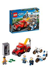 LEGO CITY CAMION CON Ref. 60137LG