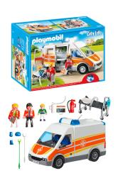 PLAYMOBIL AMBULANCIA Ref. 6685PY