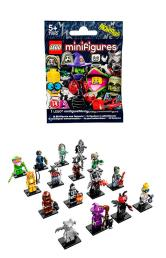 LEGO SOBRES MONSTERS Ref. 71010