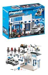 CITY ACTION MEGA SET Ref. 9372PY