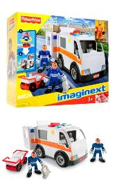 IMAGINEXT AMBULANCIA Ref. W8524