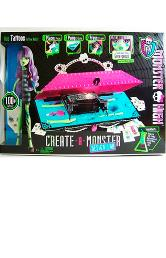MONSTER HIGH LABORAT Ref. X3732